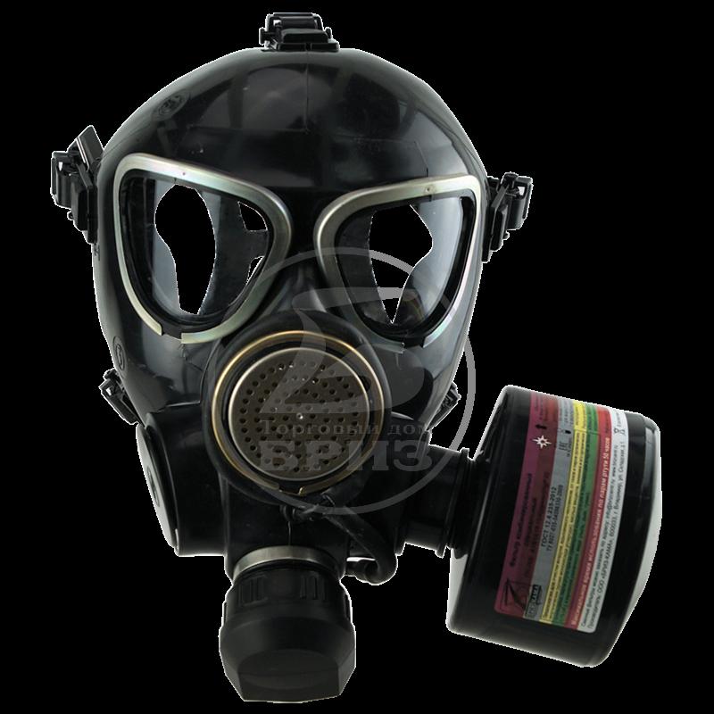 Противогаз гражданский ГП-7ВМБ (Бриз)
